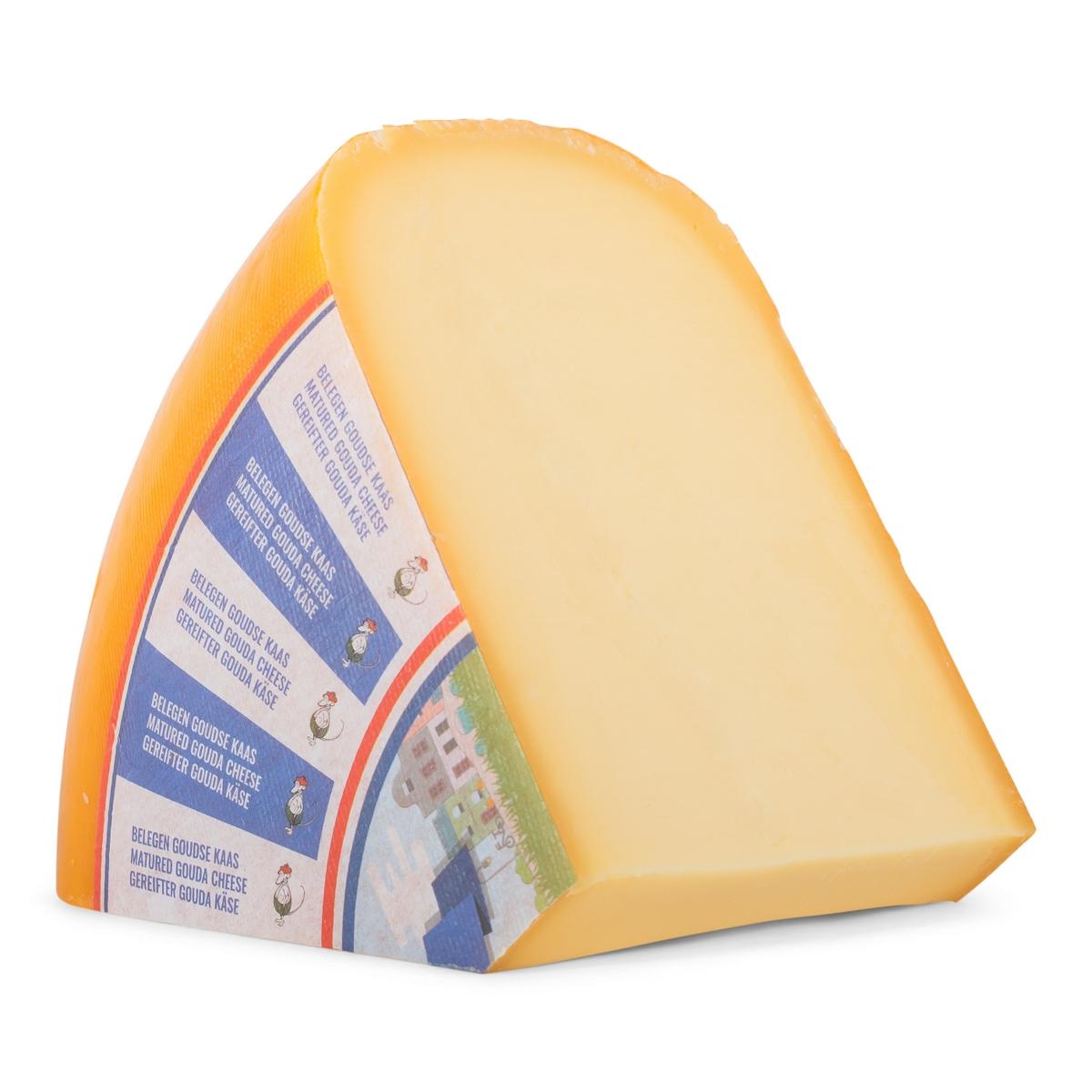 Mellemlagret ost (lagret ca. 16-18 uger)