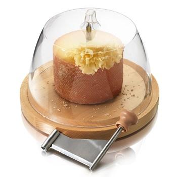 Tête de Moine Girolle til ost