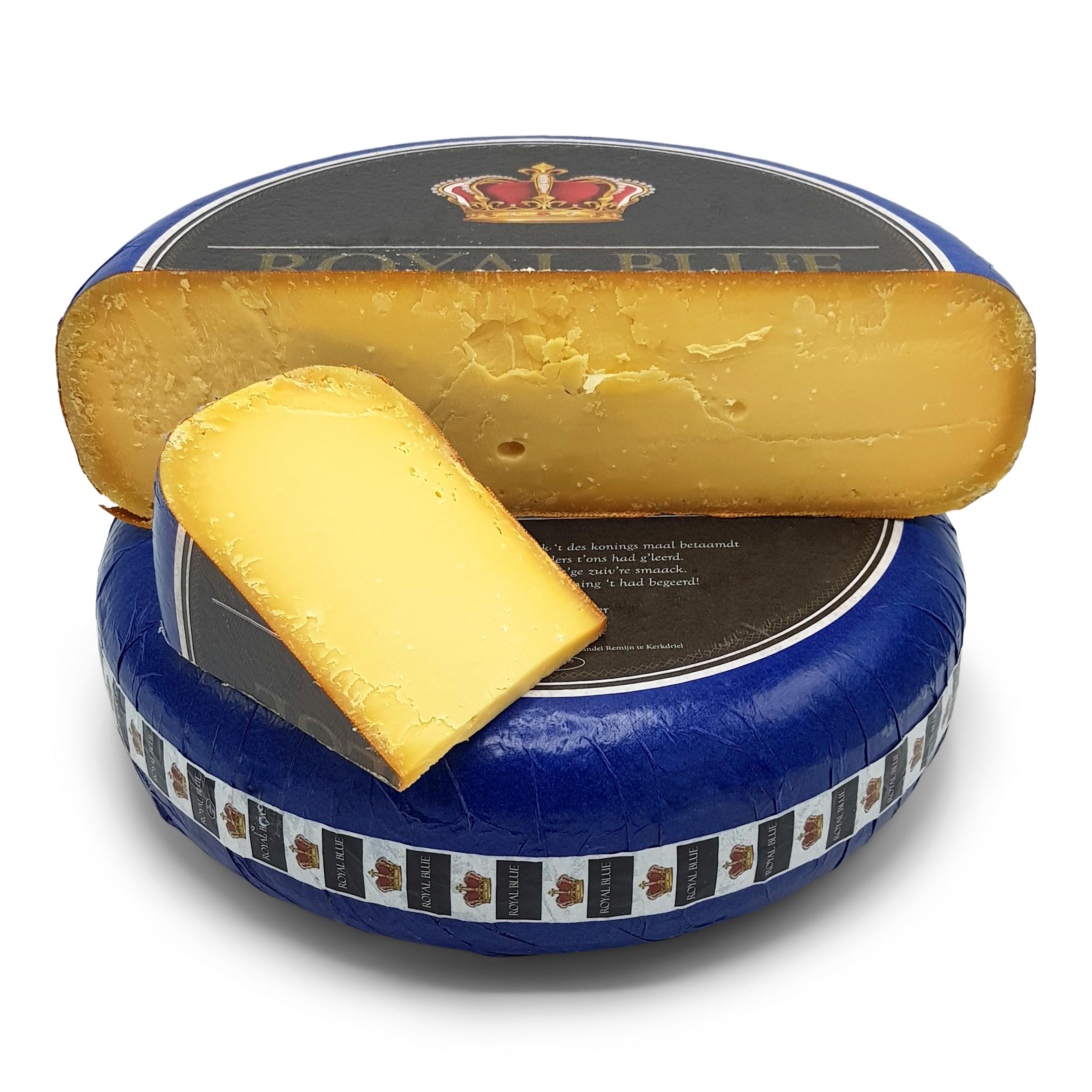 Gammel ost (lagret ca. 1-2 år)