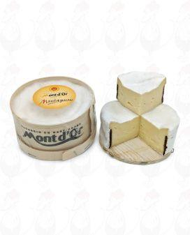 Vacherin Mont-d'Or AOP | 550 grams