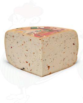 Tomat / Oliven Gouda Krydderost | Premium kvalitet
