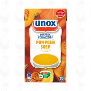 Unox Soep In Pak Pompoensoep 4 Porties 1l