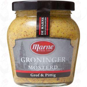 Marne Groninger Mosterd Grof & Pittig 235g