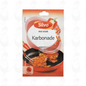 Silvo Mix voor Karbonade 22g