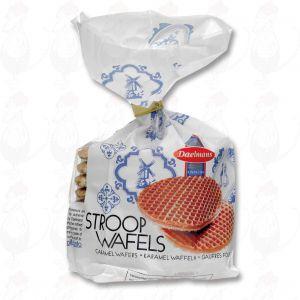 Karamelvafler 10 stk - 290 gram | Daelmans