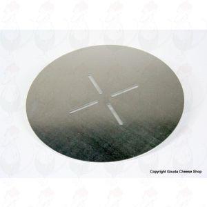Round fondue pan support plate Ø 15.5 cm