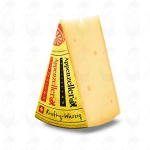 Appenzeller Gold - Surchoix | Entire cheese 6.8 kilos / 14.96 lbs