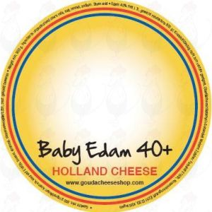 Yellow Label - Baby Edam