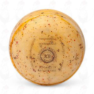 Gouda Italian Herbs Pounds Farmers Cheese | 400 grammes / 0.88 lbs