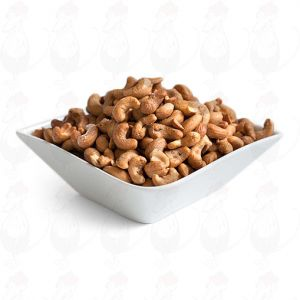 Cashew nuts, fresh roasted