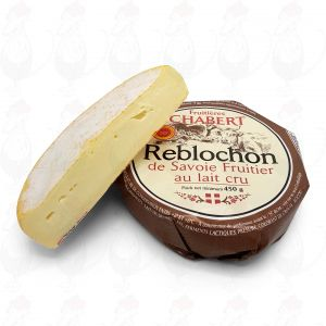 Chabert Reblochon de Savoie | Entire cheese 500 grams / 1.1 lbs