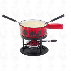 Cheese fondueset Rütlischwur