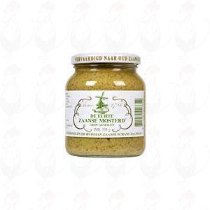 Zaanse Mustard huisman 335gr.