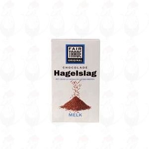 Fair Trade Original Chocolade hagelslag Melk 400 gram