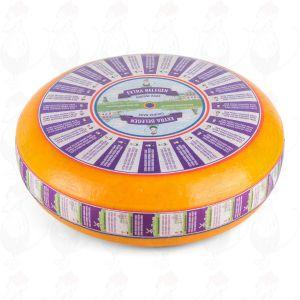 Fuldmoden Gouda Ost | Premium kvalitet | En hel ost 11 kilo