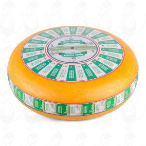 Ung Gouda Ost | Premium kvalitet | En hel ost 12 kilo