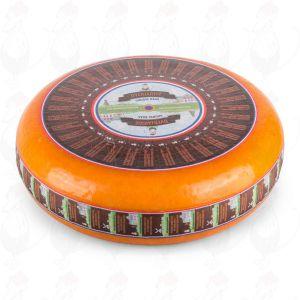 Gammel Gouda Ost | Premium kvalitet | En hel ost 11 kilo