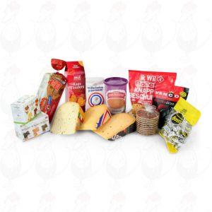 Stort hollandsk ostesæt