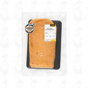 Sliced cheese Wapenaer Extra Old 48+ | 200 grams in slices