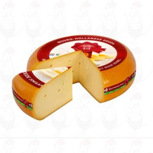 North Holland Gouda Young | Entire cheese 12 kilo / 26.4 lbs