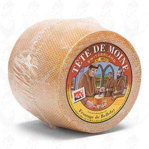 Tête de Moine - Hel ost| 850g - 1.87 pund
