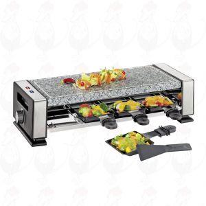 Küchenprofi - Raclette Vista8 stone grill plate