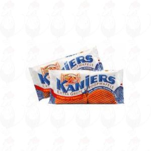 Kanjers ekstra store Stroopwafels 4x2 stk - 320 gram