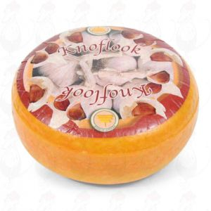 Hvidløgsost | Hel ost 4,5 kilo
