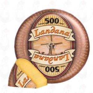 Landana 500 Days