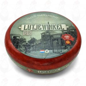 NH Lutjewinkel 1916 Robust and Creamy | Entire cheese 16 kilo / 33.2 lbs