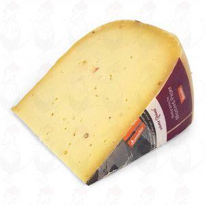 Mustard pepper Gouda Organic Biodynamic cheese - Demeter