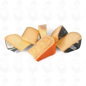 Gamle oste - pakke total