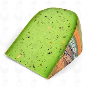 Grøn Pesto Ost | Premium kvalitet