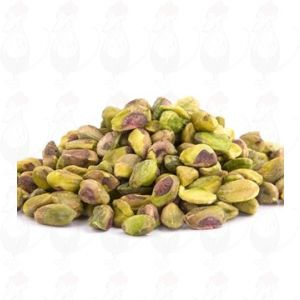 Pistaches peeled roasted   Salted   200 gr