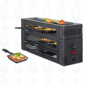 Pizza Raclette 6 - BLACK   Spring