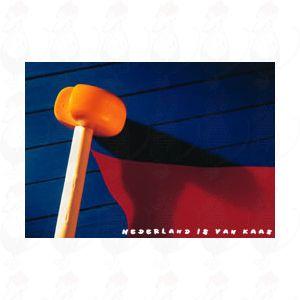 Poster Nederland is van kaas - A2