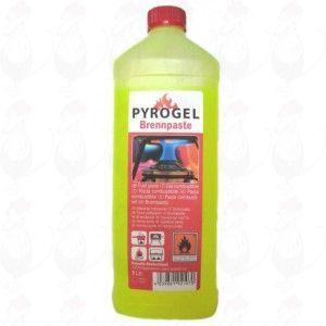 Pyrogel burning paste Bottle 1 L