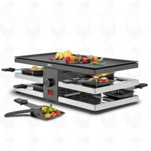 Raclette Fun - Black