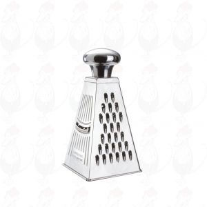 Grater - 4-sided medium high