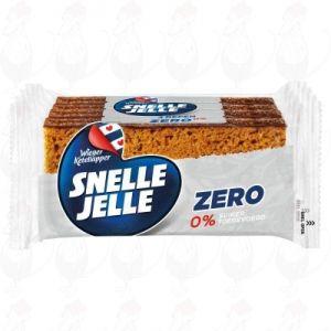 Snelle Jelle Zero 4-pack 168g
