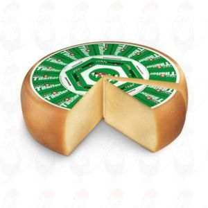 Tilsiter Swiss cheese