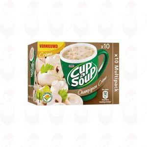 Unox Cup a Soup Champignon 10 x 20 gram