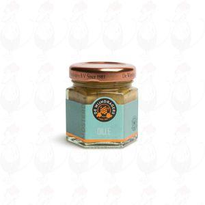 Dill mustard | De Wijndragers | 195 grams