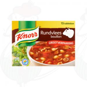 Knorr Rundvlees Bouillon 15 x 10g