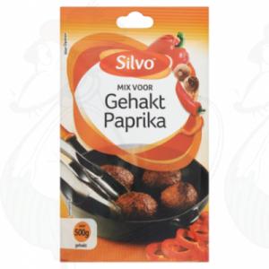 Silvo Mix voor Gehakt Paprika 40g