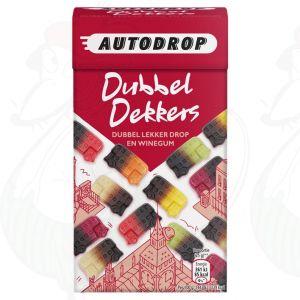 Autodrop Dubbel Dekkers 280g