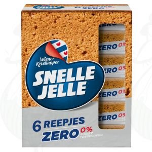 Snelle Jelle Zero Tussendoor 6 stuks 216g
