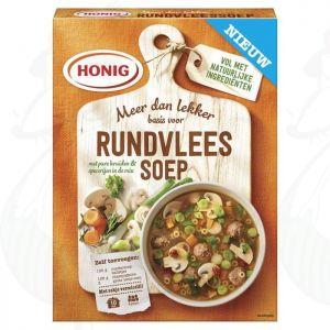 Honig Basis voor Rundvleessoep 63g