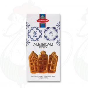 Amsterdam Småkager - 140 gram - 4.93 oz | Da-elmans