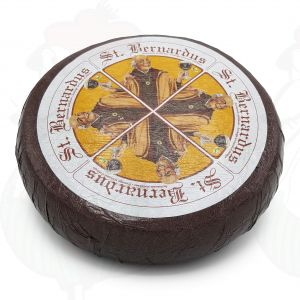 Abdijkaas St. Bernardus | Entire cheese 2,7 kilo / 5.94 lbs